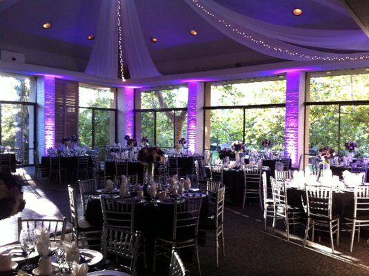 Gorg look at this #uplighting #wedding #reception! Great photo via #banquetroomstoday. #diy #diywedding #weddingideas #weddinginspiration #ideas #inspiration #rentmywedding #celebration #weddingreception #party #weddingplanner #event #planning #dreamwedding