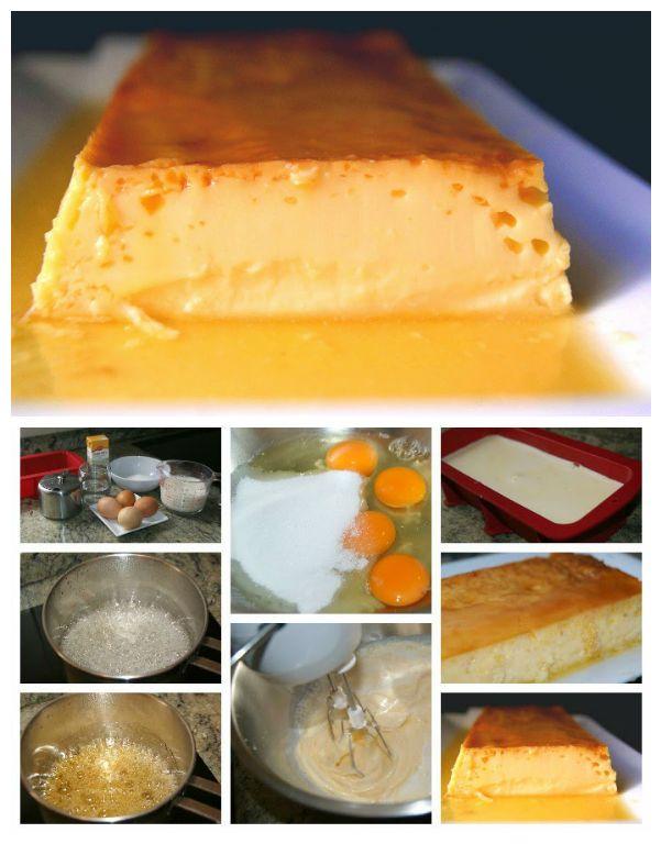 17 best images about recetas de postres on pinterest for Postres faciles