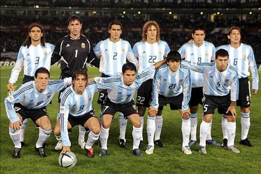 Argentina Soccer Team I appreciate all type of sports and my sport interest also supply me with a 2nd revenue by using stormyodds dot com.