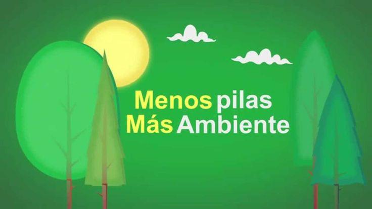 Resultado de imagen para Baterias. reciclaje. mensajes ecológicos