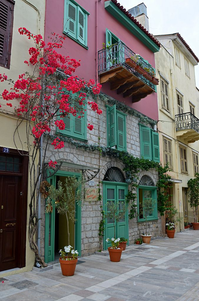 Nafplio, Greece (by elenimavrandoni)