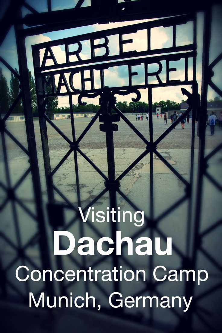 Best Time Of Day To Tour Dachau