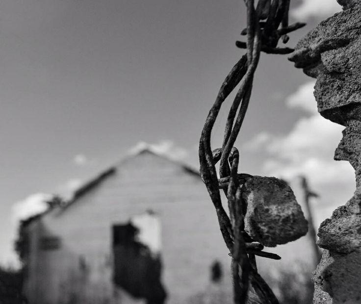 Vega Beauty Assignment. #beauty #building #blackandwhite #abandoned #photography #ruins #rustic #vega