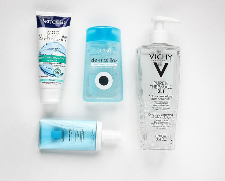 #cosmetics #peeling #cream #ziaja #perfecta #laroche #vichy