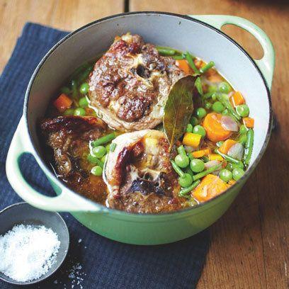 Rachel Khoo's spring lamb stew: Recipes: Food | Red Online