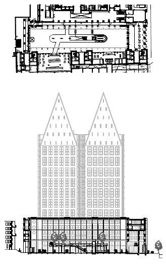 Koning Willem-Alexander heeft rijkskantorencomplex 'De Resident' in Den Haag geopend, inclusief Desso Tapijt. | #architectuur #design
