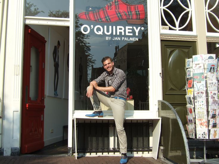Tim Akkerman | O'Quirey Amsterdam