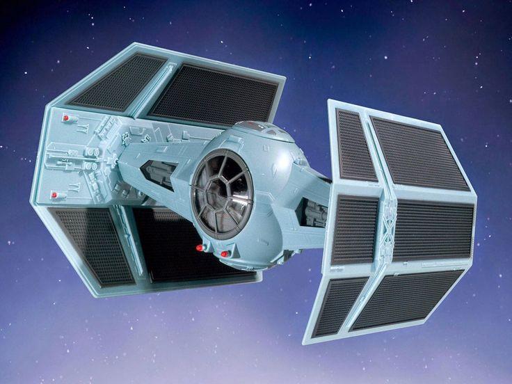 Maqueta Star Wars Tie Fighter | Merchandising Películas
