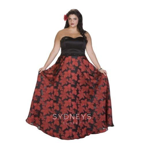 23 best Sydney\'s Closet images on Pinterest   Plus size prom dresses ...