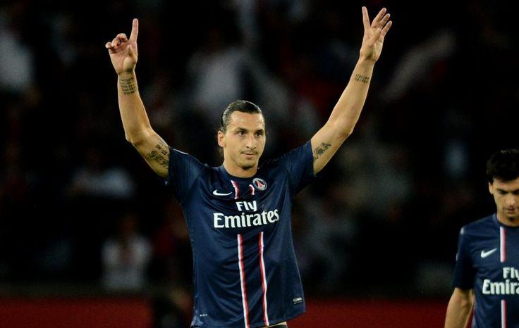 Zlatan Ibrahimovic, le meilleur joueur de Ligue 1 : La preuve par 8  - 0,78 :C'est le ratio de but inscrit par match en Ligue 1 par Ibra depuis son arrivée en France. Le Suédois s'est illustré à 32 reprises en 41 rencontres disputées. Tout simplement hors-norme. Lors de sa première saison à Paris, il a bien entendu très largement contribué au titre de champion de F...