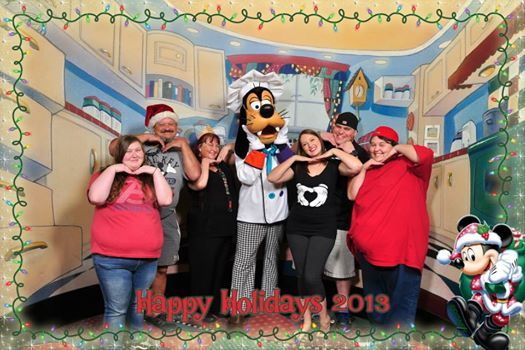 Disneyland Family photo National Sons and Daughters Day Michelle Carr Crowe blog image