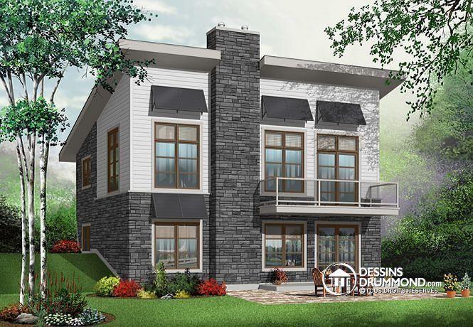 Plan de maison no. W3960 de dessinsdrummond.com