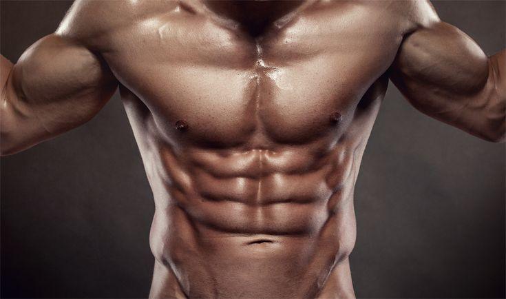 Consigue tu six-pack en 8 semanas. Tendrás que trabajar duro, no solo en el gimnasio, sino también en la cocina, ya que es importante es la perdida de grasa