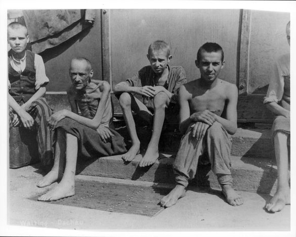 Gay survivors of the holocaust