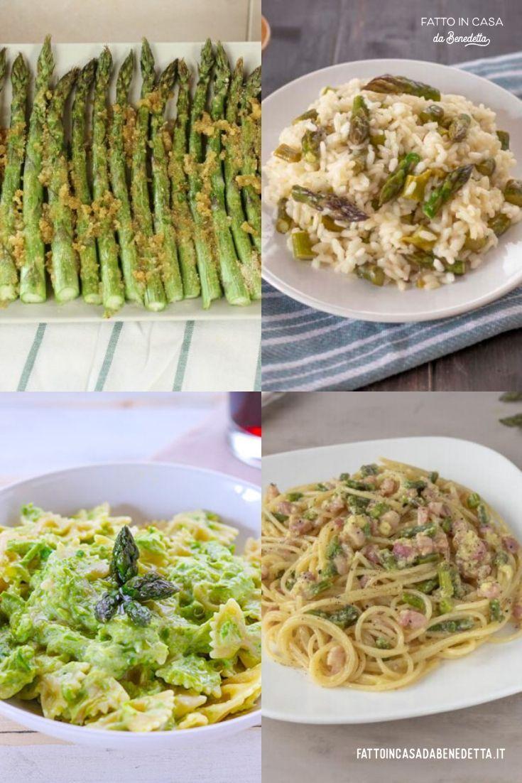 Asparago Ricette