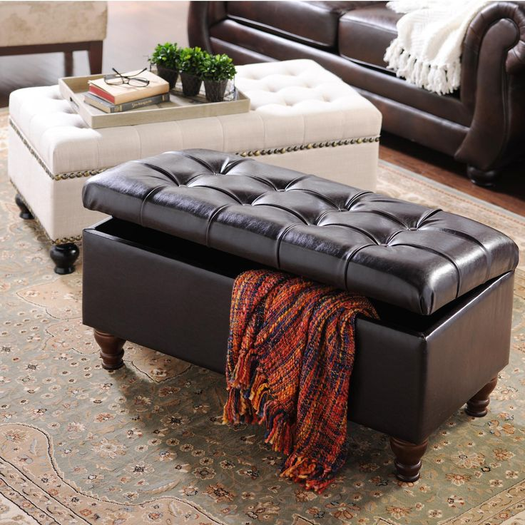 Storage Benches Are A Great Addition To Any Room In Your Home Place It At