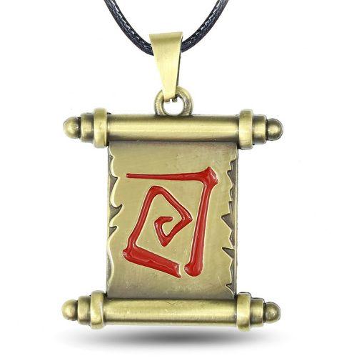 Dota 2 Magic Scroll Necklace //Price: $9.95 & FREE Shipping //