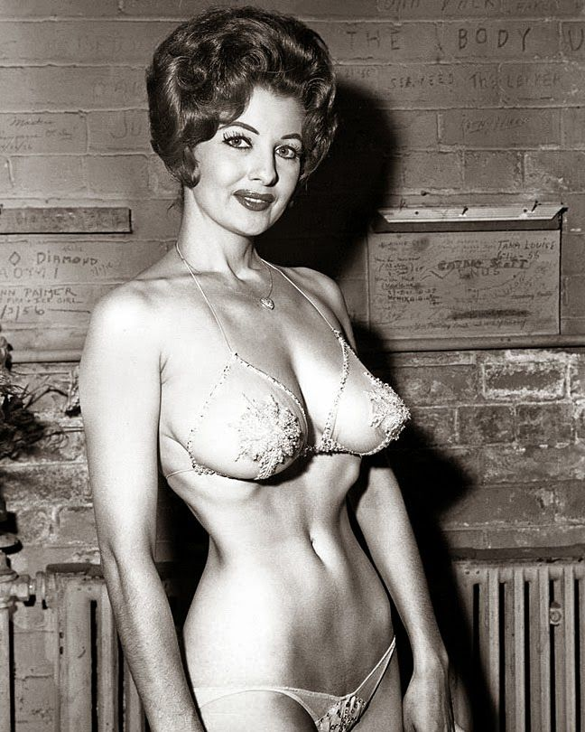 75 best tempest storm/bettie page images on Pinterest ...