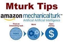Tired of making pennies on Mturk. Here are some Amazon Mechanical Turk tips and tricks to help you make the most money in less time: