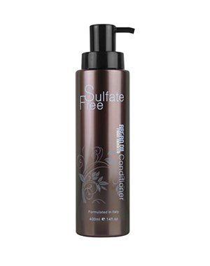 Кондиционер для волос увлажняющий с маслом арганы NUSPA, Argan Oil from Morocco, 400 мл купить от 690 руб в Созвездии красоты