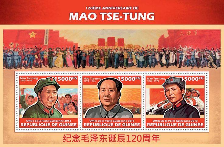 GU 13614a120th anniversary of Mao Tse-Tung