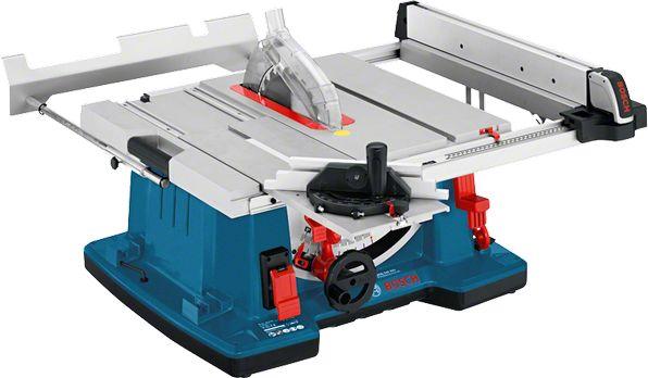 GTS 10 XC Professional Tafelcirkelzaag Stationaire toestellen   Bosch Professional. € 919,54 bij Toolnation