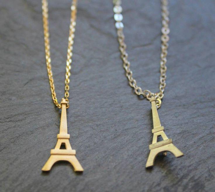 Tour Eiffel Necklace