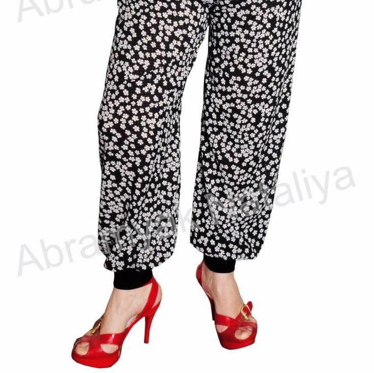 Chiffon pants Chiffon pants with elastic waist Black chiffon wide leg pants Chiffon pants black Black chiffon harem pants plus size by AbramyakClothing on Etsy