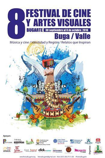 8 Festival de Cine y Artes Visuales Bugarte. 2016