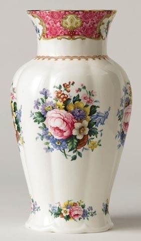Royal Albert, Lady Carlyle Vase                                                                                                                                                                                 More