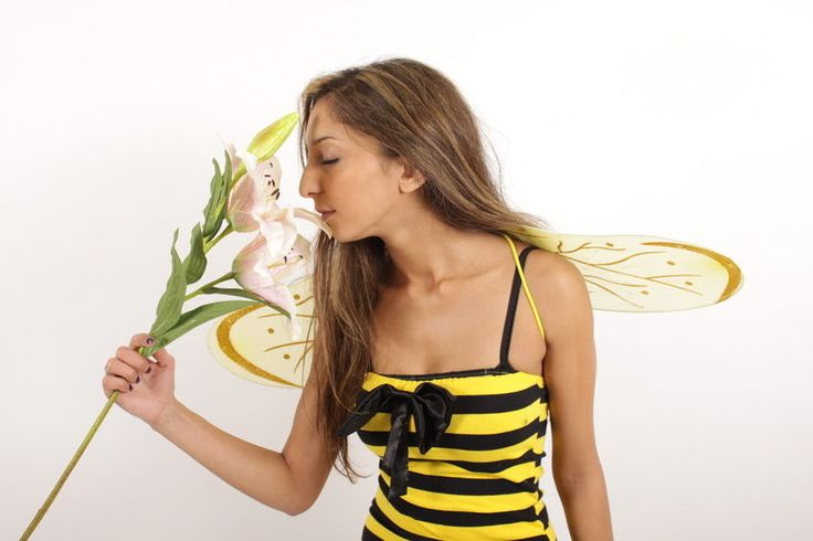 Kindheitserinnerungen: das Biene-Maja-Kostüm für Erwachsene