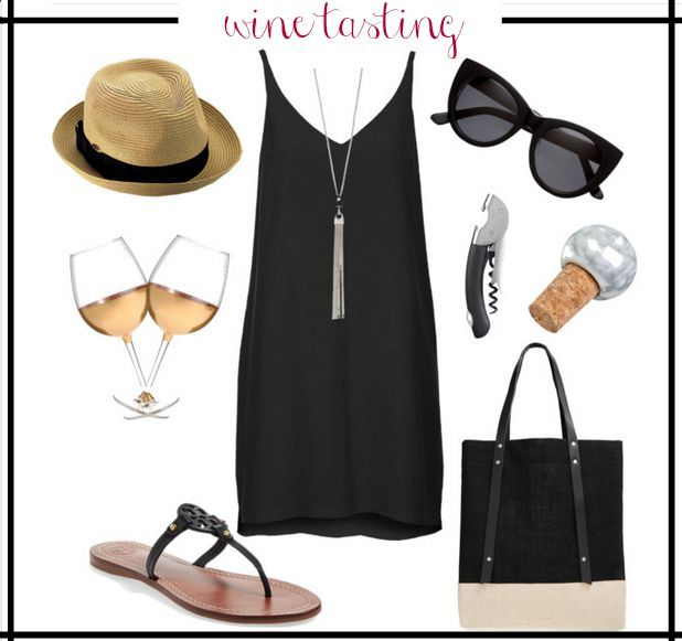 what to wear to a vineyard party