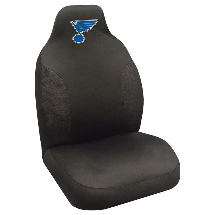 St. Louis Blues NHL Polyester Embroidered Seat Cover