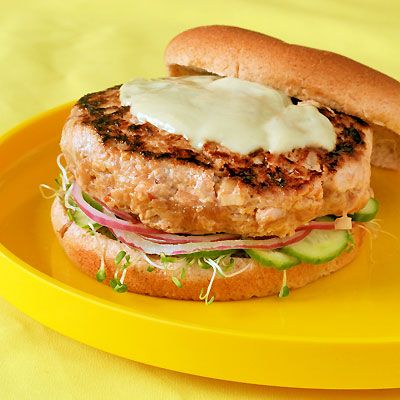 14 best images about Tuna burgers!! on Pinterest ...