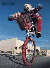 Mike Buff: The Godfather of BMX Freestyle