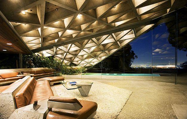 Sheats Goldstein Residence by John Lautner