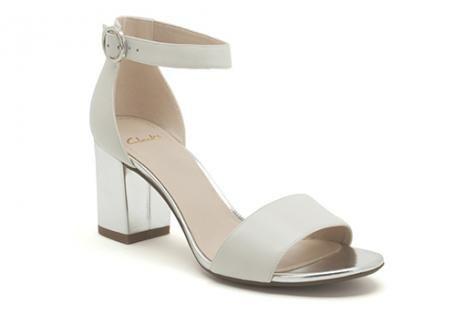 slightly higher heel