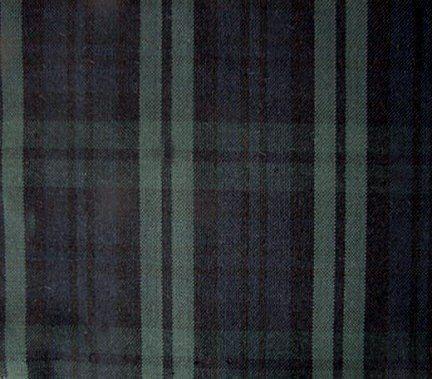 LOW INVENTORY ALERT Black Watch Tartan Plaid by libbysfabric, $15.00synthetic