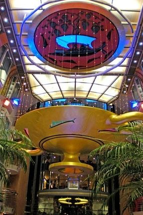 Independence of the Seas | This ship is back with more to offer than ever before. A short walk down the Royal Promenade will open your eyes to many of the new additions on board. Click through to learn more.