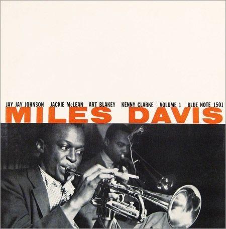 Miles Davis - Blue Note 1500 series