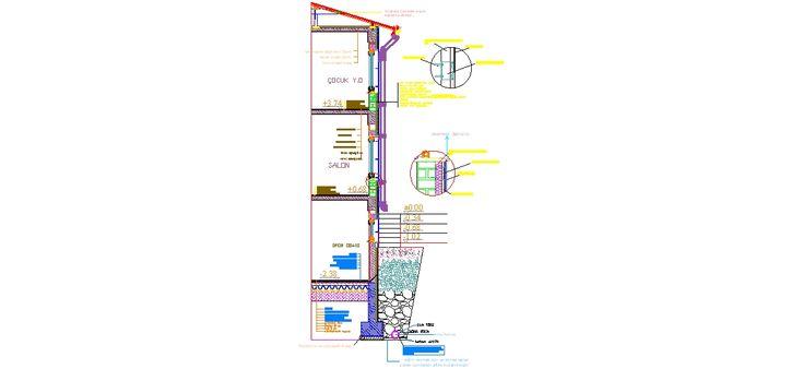 Dwg Adı : Bina sistem detayı  İndirme Linki : www.dwgindir.com/puanli/puanli-2-boyutlu-dwgler/puanli-detaylar/bina-sistem-detayi.html