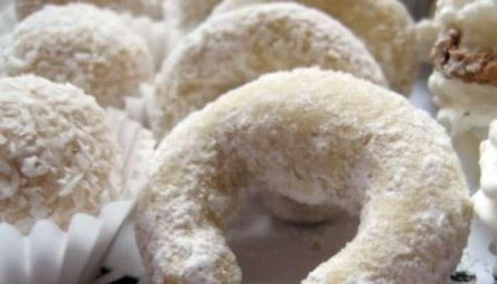 Biscotti Vanillekipferl