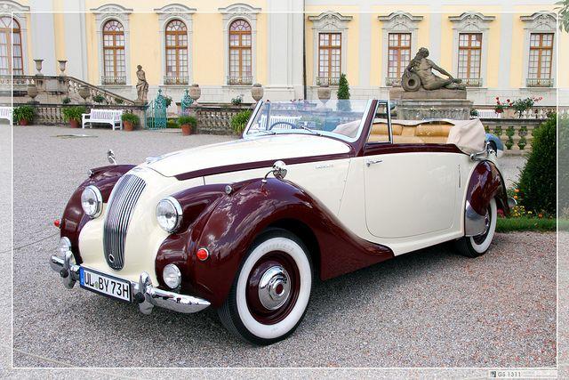 1948 Lagonda 2.6 Litre Drophead Coupé