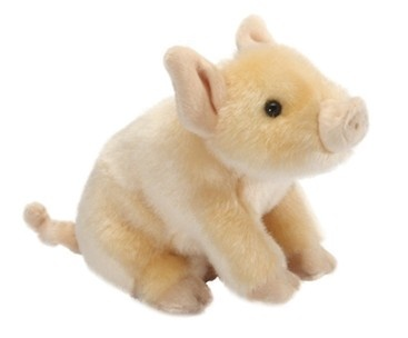 Blue Sky Housewares - LIVING NATURE REALISTIC PIGLET SMALL MICRO PIG SOFT TOY 20CM X 1, £7.95 (http://www.blueskyhousewares.com/living-nature-realistic-piglet-small-micro-pig-soft-toy-20cm-x-1/)