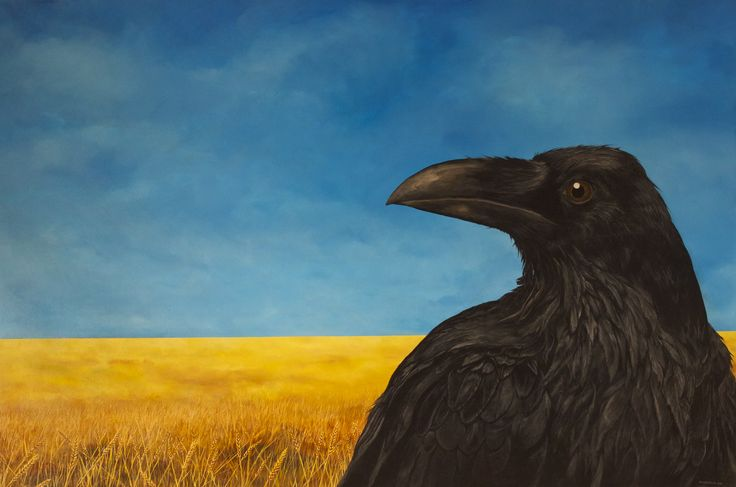 """Messenger -by James M. Clow 2016 48""""x72"""" Acrylic on stretched Canvas"""