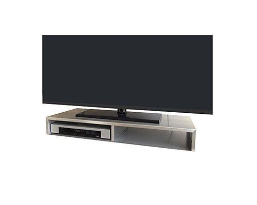 Tabletop TV Stand For Flat Screen (Available In Black, White U0026 Brushed  Aluminum)