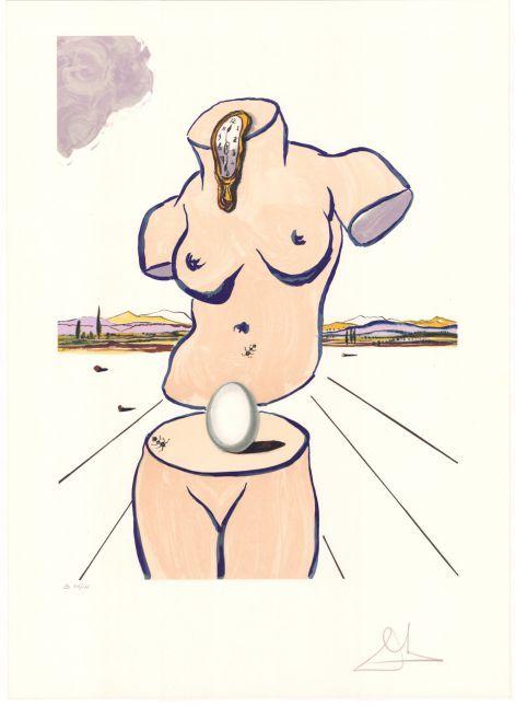Retrospective II: Birth of Venus (Torso)