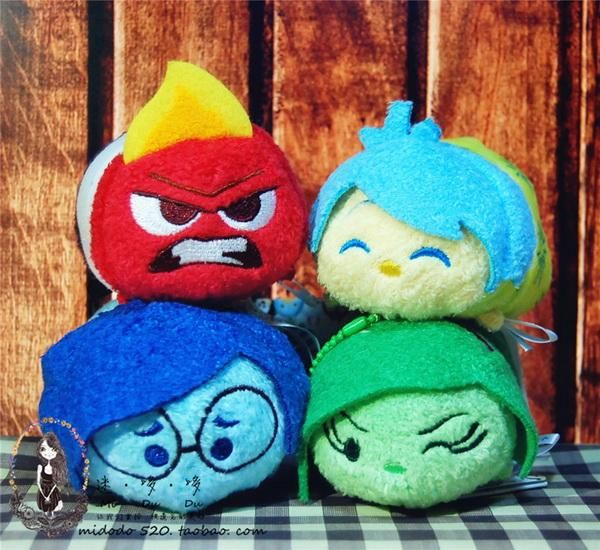 Online Cheap Tsum Tsum Inside Out Toys Tsum Mind Impossiblemobile Screen Cleaner Plush Toys Screen Wipe Ornaments For Mobile Phone Or Ipad By Warm_home | Dhgate.Com