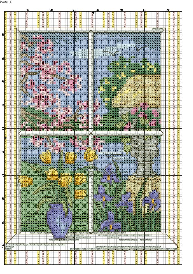 spring's window-3