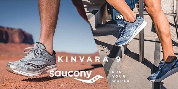 saucony kinvara 9 review